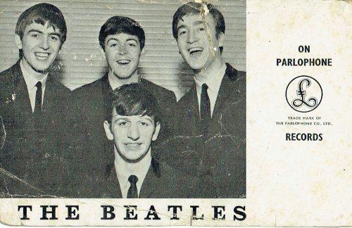 Beatles front